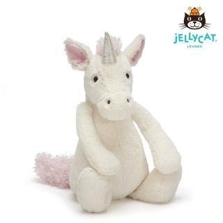 【JELLYCAT】經典31公分玩偶(獨角獸 Unicorn)