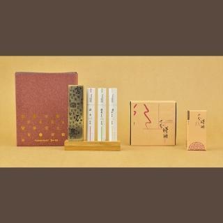 富山香堂-十分琦楠臥香飄逸盒