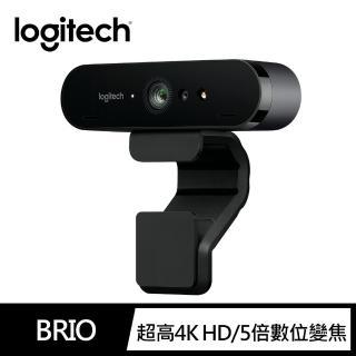 【Logitech 羅技】BRIO 4K HD 網路攝影機