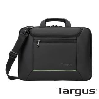 【Targus】14 吋 BalanceTM EcoSmart 綠色環保系列公事包