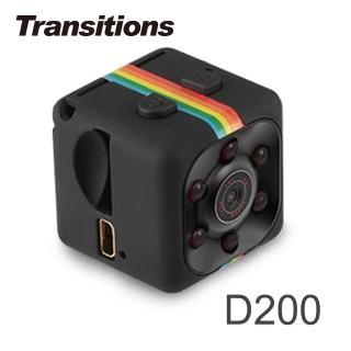【全視線】D200 迷你骰子型 Full HD 1080P 記錄器