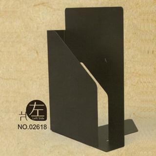 【ABEL力大牌】02618  爿片書擋-左爿(黑)