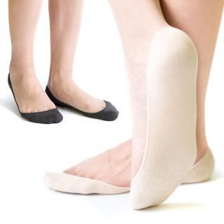 【Seraphic】矽膠防滑超短隱形襪5雙組(MIT)