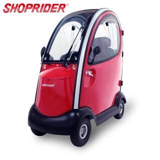 【SHOPRIDER】TE-889XLSN Cabin 必翔電動代步車(全罩式車款)