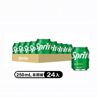 【雪碧】易開罐250ml(24入)