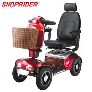 【SHOPRIDER】TE-889SLBF 必翔電動代步車(煞車升級款)