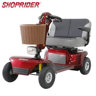 【SHOPRIDER】TE-9D 必翔電動代步車(雙人共乘款)