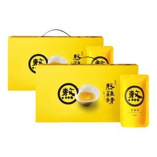 【80年老字號 老協珍】熬雞精常溫禮盒14入(42ml/入)x2盒
