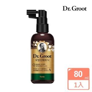 【Dr.Groot】養髮秘帖高濃縮頭皮精華(80ml)