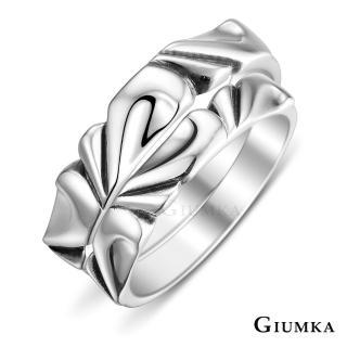 【GIUMKA】925純銀戒指尾戒 相遇愛情純銀戒 情侶對戒 單個價格 MRS07115