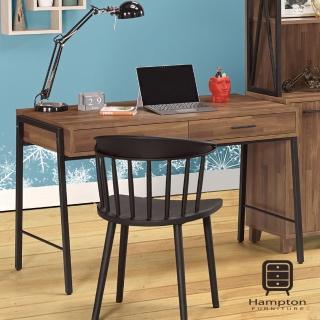 【Hampton 漢汀堡】蓋爾4尺書桌(書桌/桌子/辦公桌)