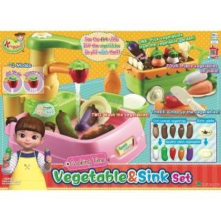 【KONGSUNI】小荳娃娃田園蔬菜組(家家酒)