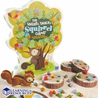 【華森葳兒童教玩具】Learning Resources 松鼠的榛果/小松鼠的堅果/小松鼠的橡果爭奪戰(N1-EI-3405)