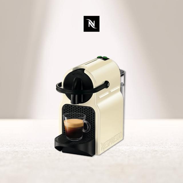【Nespresso】膠囊咖啡機 Inissia 寶石紅