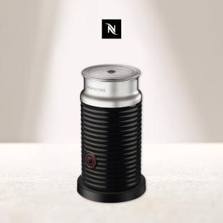 【Nespresso】Aeroccino3 奶泡機_加價購(三色可選-黑、白、紅)