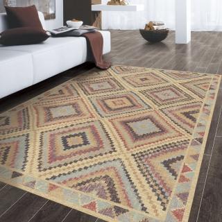 【范登伯格】普吉塔 輕柔絲質地毯-圖藤(160x230cm)