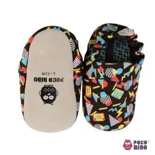 【POCONIDO】英國手工嬰兒鞋(復古小卡帶)