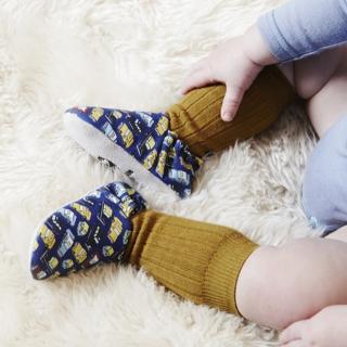 【POCONIDO】英國手工嬰兒鞋(小小汽車)