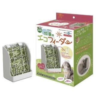 【Marukan】新式兔用牧草放置盒  夾式牧草架(MR625)