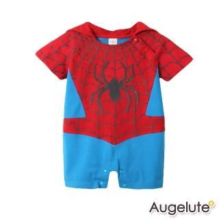 【Baby童衣】任選 蜘蛛人造型連身衣 32004(藍)