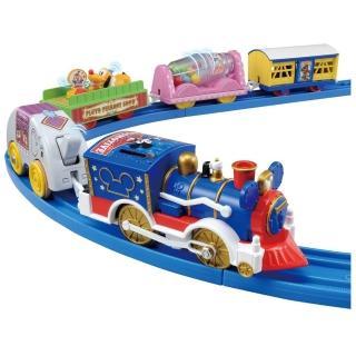 【Disney x PLARAIL】米奇好朋友馬戲團樂園(男孩 鐵道火車)