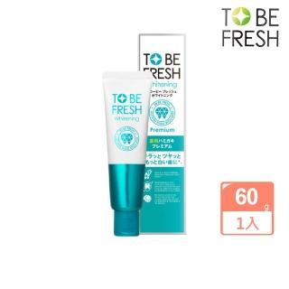 【TO BE WHITE】2倍瞬白精華清新牙膏