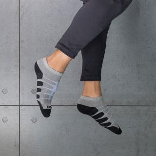 【aPure】除臭襪魚骨運動襪(黑色)
