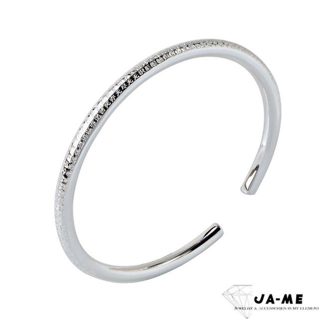 【JA-ME】千足銀轉運保平安銀手鐲(36款任選)