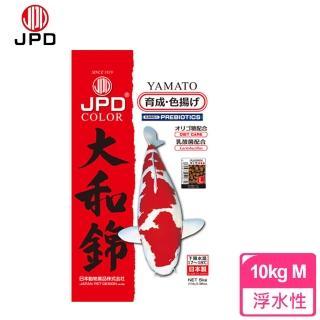 【JPD】日本高級錦鯉飼料-大和錦_色揚(10kg-M)