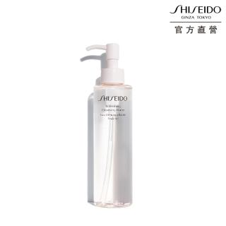 【SHISEIDO 資生堂國際櫃】資生堂 完美淨漾卸粧水 180mL