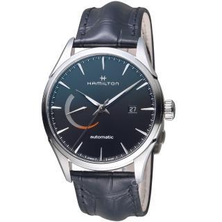 【HAMILTON 漢米爾頓】Jazzmaster Power Reserve系列機械腕錶(H32635731)