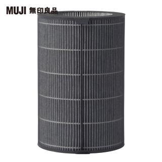 【MUJI 無印良品】空氣清淨機用360°集塵脫臭濾網
