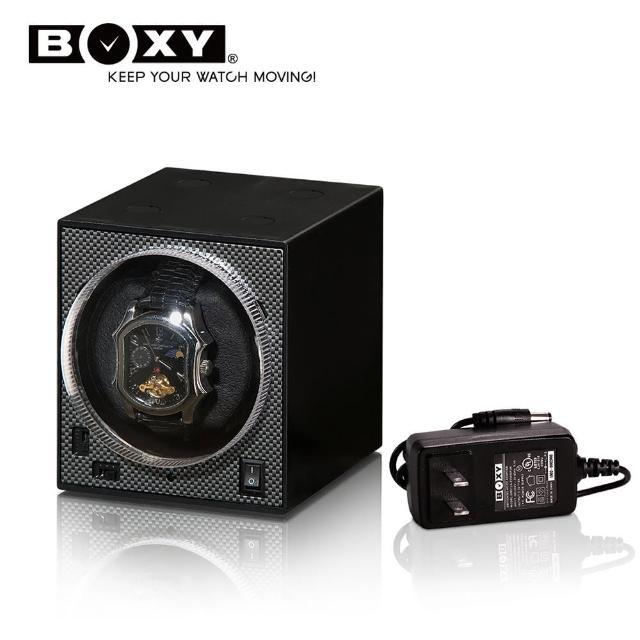 【BOXY 自動錶上鍊盒】BRICK系列-含變壓器(自由堆疊專利 動力儲存盒 機械錶專用 WATCH WINDER)
