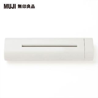 【MUJI 無印良品】手動碎紙機 約182x50x30mm