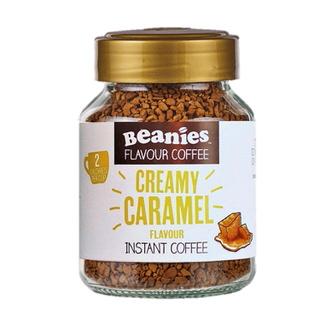【即期品】Beanies即溶咖啡-香濃焦糖風味50g(效期2020/08/14)