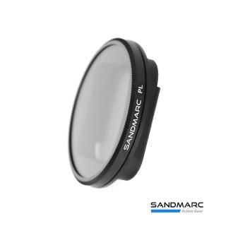 【SANDMARC】Hero5/6/7專用CPL偏光鏡 KARMA空拍適用(GoPro偏光鏡 Hero5 Hero6 Hero7 KARMA空拍)
