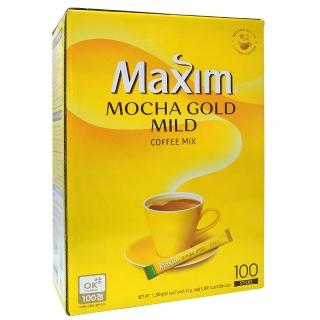 【Maxim】摩卡咖啡-100入(1200g)