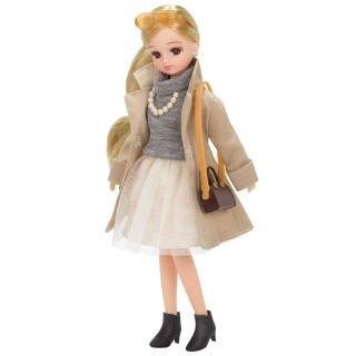 【TAKARA TOMY】莉卡娃娃配件 BIJOU衣服E(女孩 洋娃娃)