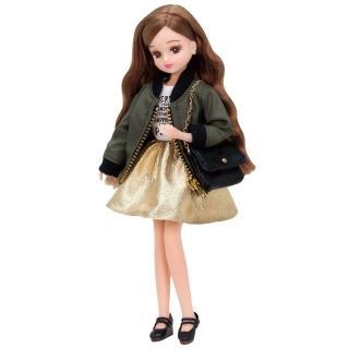 【TAKARA TOMY】莉卡娃娃配件 BIJOU衣服F(女孩 洋娃娃)