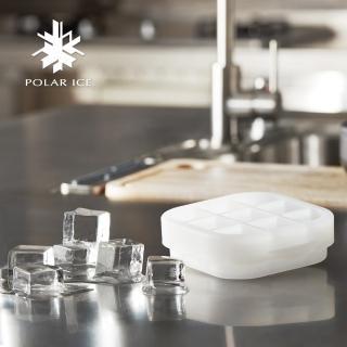 【POLAR ICE】極地冰球 2.0 配件(方塊冰模)