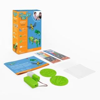【3Doodler】Start 3D列印筆 機器人套件(3D列印 DIY 公仔 模型 玩具)