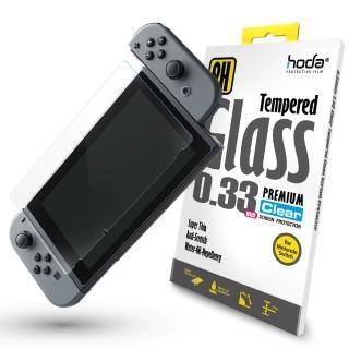 【HODA】任天堂 Switch 2.5D高透光9H鋼化玻璃保護貼