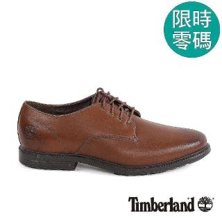 【Timberland】男款咖啡色牛津鞋