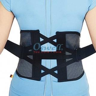【oswell】S-53省力型三叉式護腰(固定肌肉拉傷或韌帶扭傷)