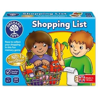【Orchard Toys】幼兒桌遊-採購趣(Shopping list)
