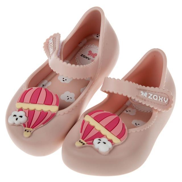 【布布童鞋】ZAXY童趣熱氣球粉色寶寶涼鞋香香鞋(I8A276G)