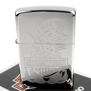 【Zippo】美系~哈雷~Harley-Davidson-哈雷圖案打火機
