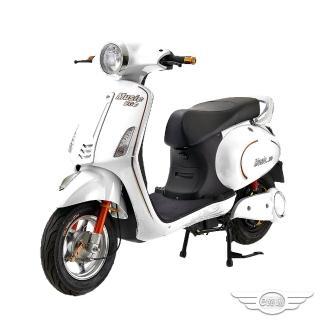 【e路通】EP-8 星光 48V 鉛酸 鼓煞煞車 前後雙液壓避震系統 電動車(電動自行車)