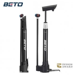 【BETO】Transformer 11攜帶式打氣筒(打氣筒、自行車、鋁合金)
