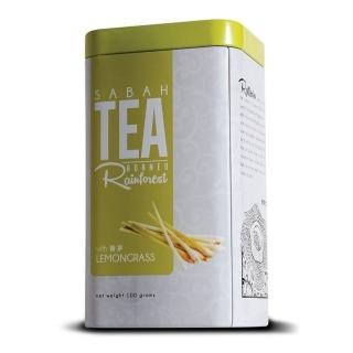 【SABAH TEA】沙巴雨林草本茶-檸檬香茅 50g